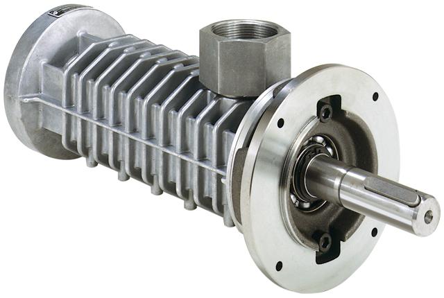 Allweiler hydraulic elevator pump