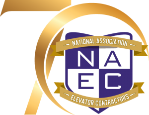 NAEC's 70th Annual Convention & 2019 Exposition logo